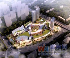 合肥庐江安德利商业广场