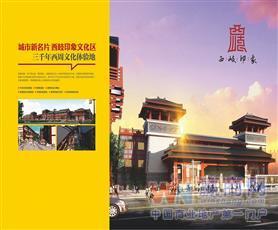 宝鸡中国岐山国际服装商贸产业园