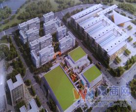 北京国门1号二期商业综合体