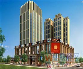 渭南中瑞苹果文化广场